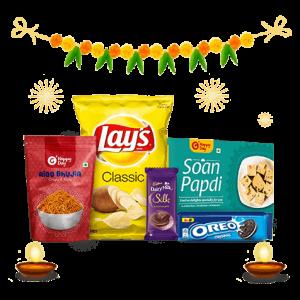 Biscuites Snacks & Chocolates