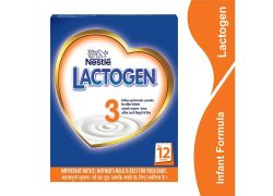 Nestle Lactogen 3 Follow Up Infant Formula 12 Months
