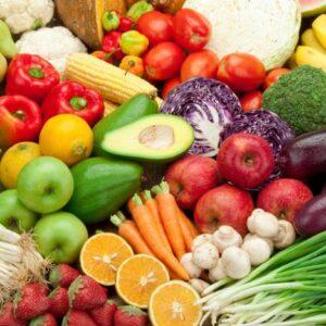 13 Fruits & Vegetables (Phal & Sabjiya)